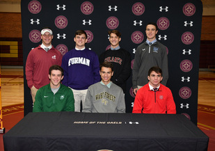 Cover photo of the National Signing Day - Fall 2019 album