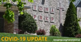Iona Prep Creates Dedicated Website Section for COVID-19